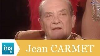 """Jean Carmet """"Ma vie privée"""" - Archive INA"""