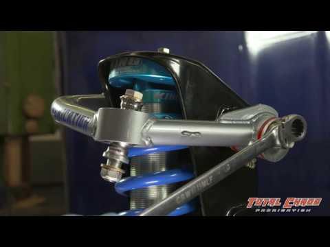 TOTAL CHAOS Upper Control Arm (UCA) Bushing Maintenance