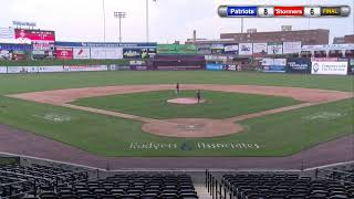 Somerset Patriots at Lancaster Barnstormers 5/19/19
