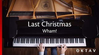 Wham! - Last Christmas (Piano Cover)