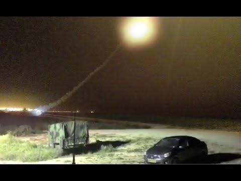 IRON DOME & PATRIOT MIM-104 Missile Intercept Exercise, Israel