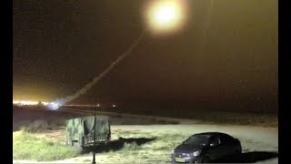 IRON DOME & PATRIOT MIM-104 Missile Intercept Exercise, Israel