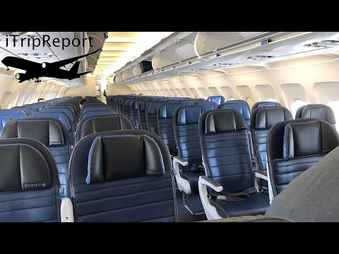 United Airlines A320 First Class Review