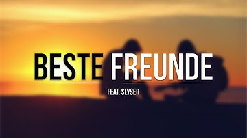 "Ced feat. SlySer - ""BESTE FREUNDE"" [LYRIC VIDEO]"