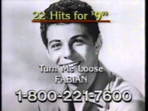 1996 TimeLife Teen Idols Commercial