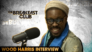 Wood Harris Talks Kevin Durant, Unscripted Moments In 'Paid In Full', Working With 2Pac & More