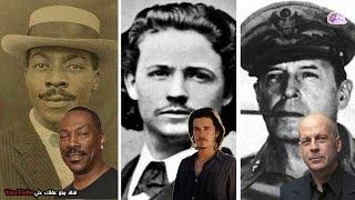 10 مشاهير يشبهون شخصيات تاريخية فى الشكل والطباع !!