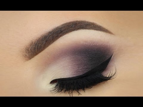 Matte Plum Smokey Eye – Make Up Tutorial