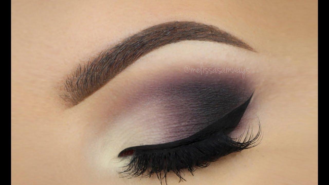 Matte Plum Smokey Eye ™� Make Up Tutorial ™� (english)