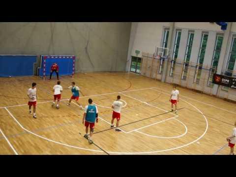 Active defence by EHF Lecturer Klaus Feldmann