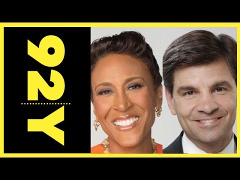 Robin Roberts and George Stephanopoulos Talk Life and Career (Full Event)