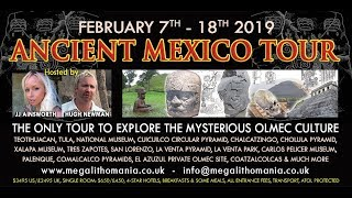 Ancient Mexico Tour: Explore the Lost World of the Olmecs & Maya in February 2019