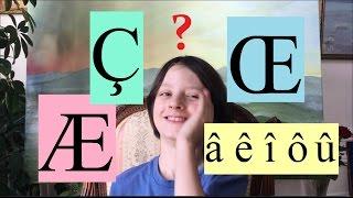 Francouzština pro začátečníky - podivná písmena a znaménka - co jsou zač