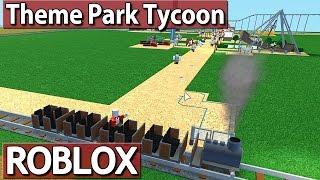 THEME PARK TYCOON 2 #2   ROBLOX