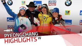 The icing on the World Cup's cake for Jacqueline LÖlling | IBSF Official