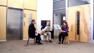 Euphonic Sounds -- Lexington Saxophone Trio