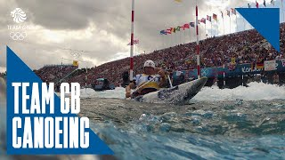 Olympic Canoeing through the years | Team GB