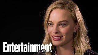 Margot Robbie Breaks Down How The Media Villainized Tonya Harding | Entertainment Weekly