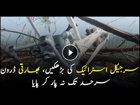 Pakistan Army shoots down Indian 'spy drone' along LoC
