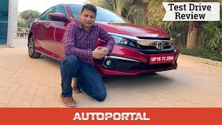 2019 Honda Civic – Test Drive Review - Autoportal