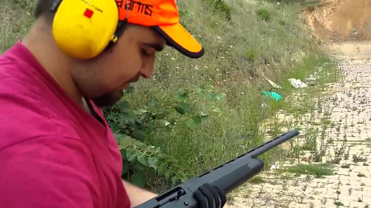 Ata Arms Cy Atış Testi - YouTube