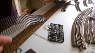 What kind of track to use on your model railroad