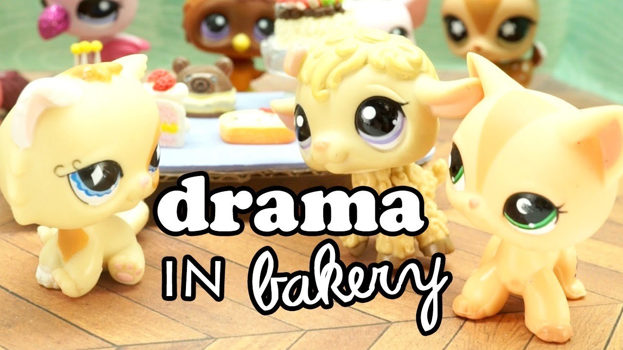 how to make a lps bakery