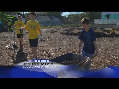 University School of the Lowcountry provides students with unique learning experience
