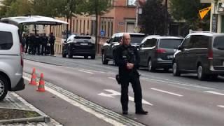 Halle: una sparatoria è avvenuta vicino una sinagoga in Germania