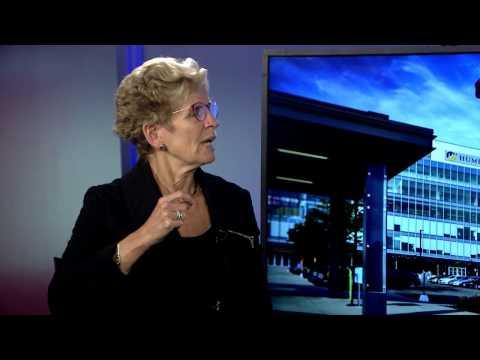 Humber News interviews Ontario Premier Kathleen Wynne
