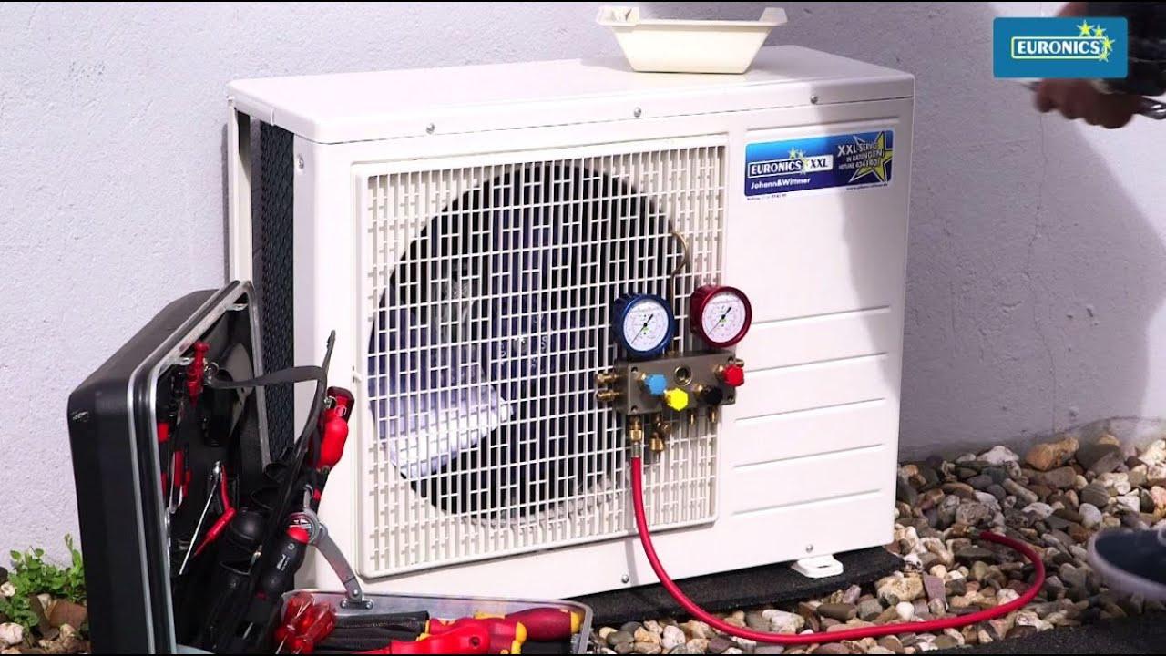 Mini Kühlschrank Euronics : Euronics reparatur klimageräte youtube