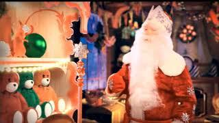 Новогоднее приключение  Мастерская деда мороза