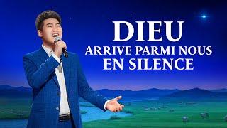 Louange et Adoration chrétienne - Dieu arrive parmi nous en silence