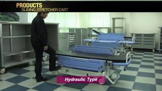Sliding Stretcher Cart   Hospital Equipment   HANLIM MEDICAL EQUIPMENT CO.,LTD