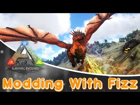 ARK: Survival Evolved MOD | Small Dragons!!!