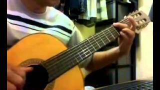 Tình Đơn Phương - guitar solo nhất dương chỉ