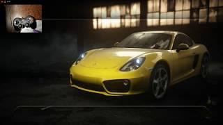 назначение клавиш Logitech F310 и Need for Speed Rivals
