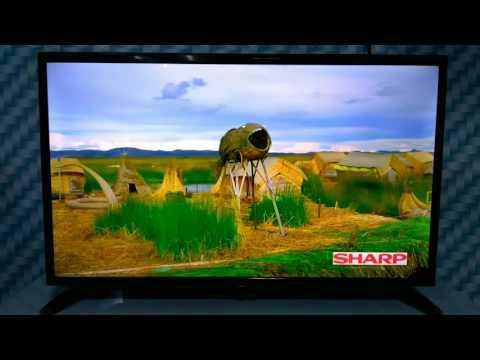 review sharp 32LE295i digitaly tv