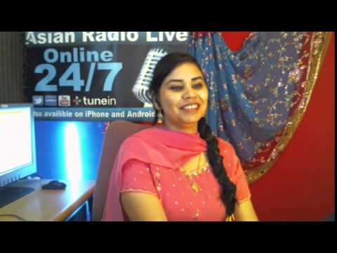 Asma's show 20 03 2014 (Asian Radio Live)