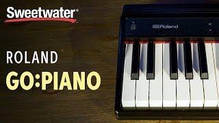 Roland GO:PIANO 61-key Portable Piano Review