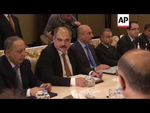 German min meets Kurdish officials in Irbil