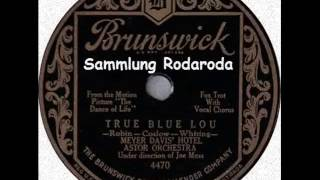 True Blue Lou - Meyer Davis