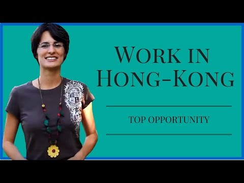 Jobs in Hong Kong for Expats (Americans, Foreigners) * Working in Hong Kong