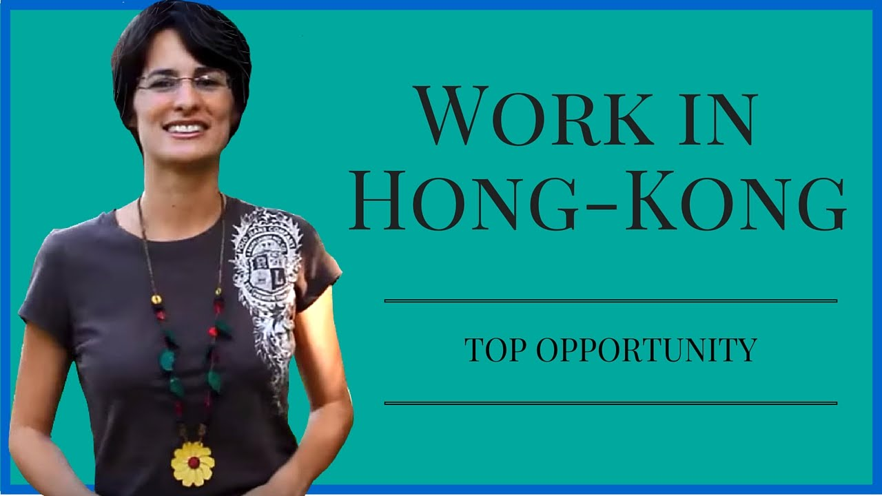 Jobs In Hong Kong For Expats Americans Foreigners