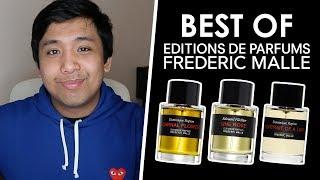 TOP 5 FRÉDÉRIC MALLE FRAGRANCES! | CascadeScents