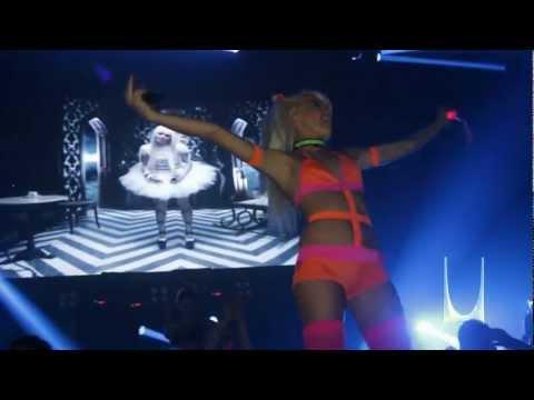 Kerli - Walking on air - Live @ Grand Metrópole