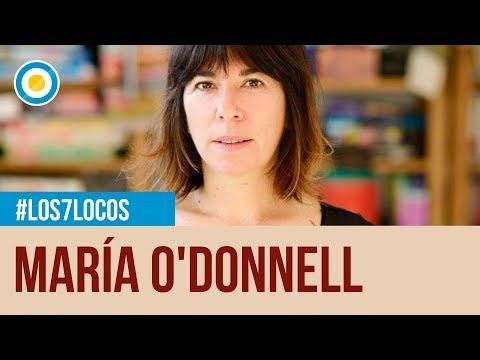 Born de María O'Donnell en Los 7 locos (1 de 2)