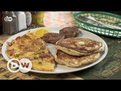 American Breakfast, USA | 50 Kitchens, One City