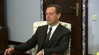 О сотрудничестве России и Алжира говорили на встрече главы правительства двух стран.(Россия рассчитывает на развитие сотрудничества с Алжиром в сфере атомной энергетики. Об этом заявил сегодн..., 2016-04-27T20:23:46.000Z)