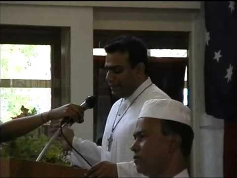 Multi-Faith Gathering in Melbourne - Boxing Day Tsunami in Asia 2004